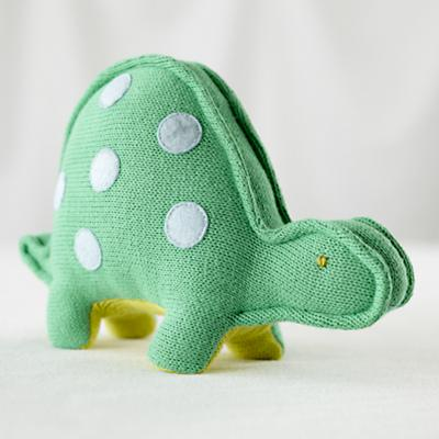 The Knit Menagerie Turtle