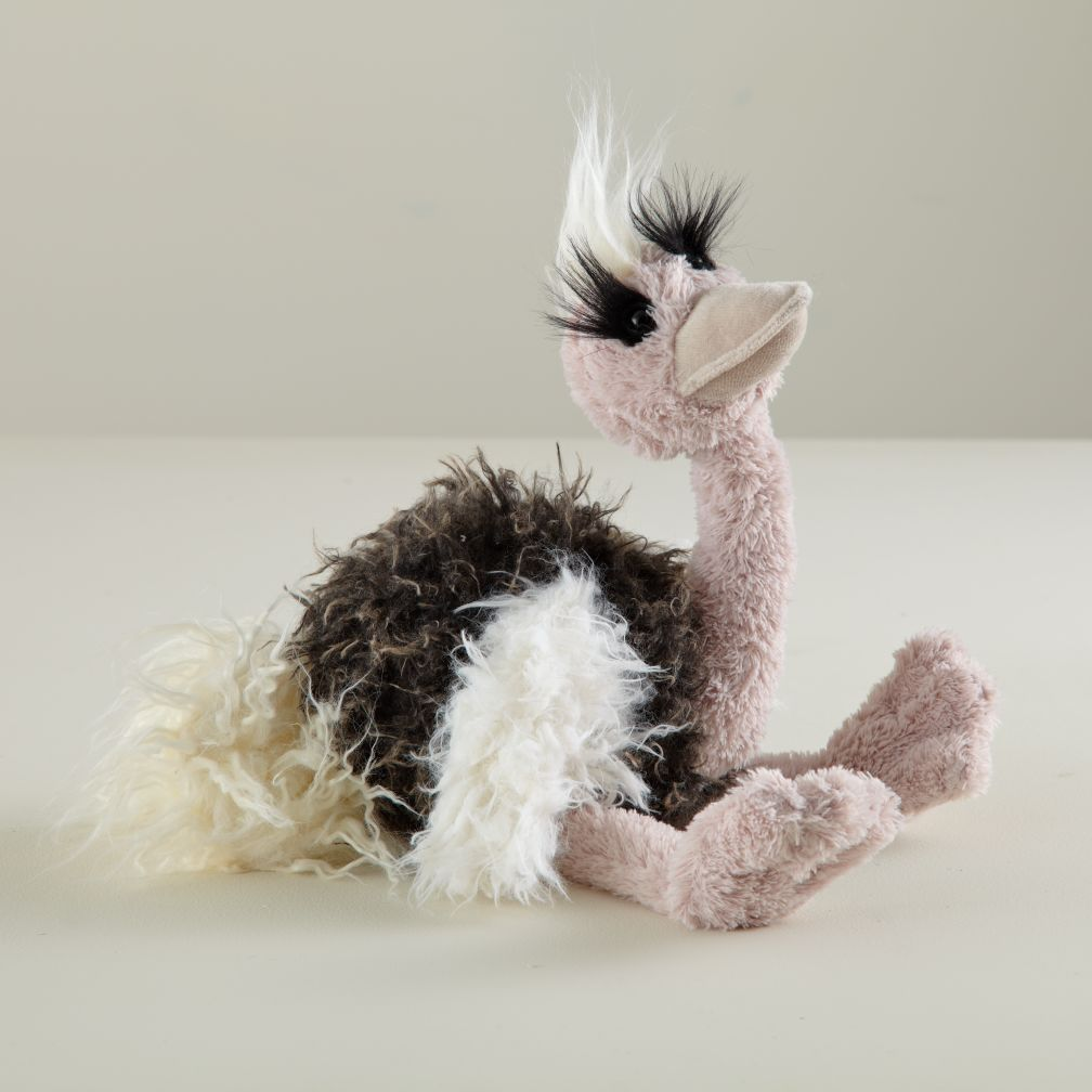 Fine Plush Friends (Ostrich)