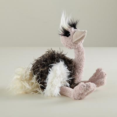 Fine Plush Friends (Ostrich)