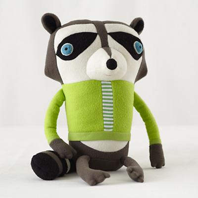 Cotton Monster Raccoon (Dad)