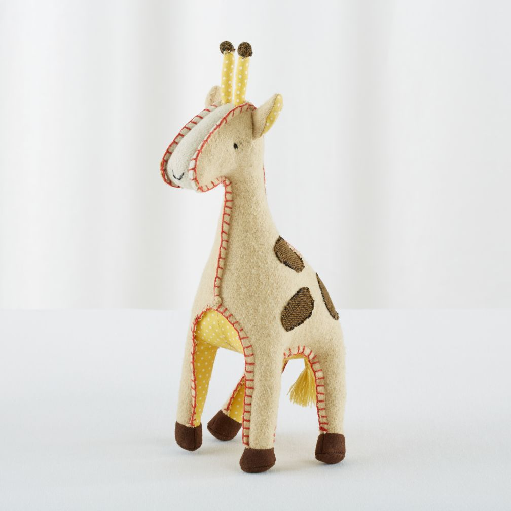 Tall and Handsome Giraffe Plush