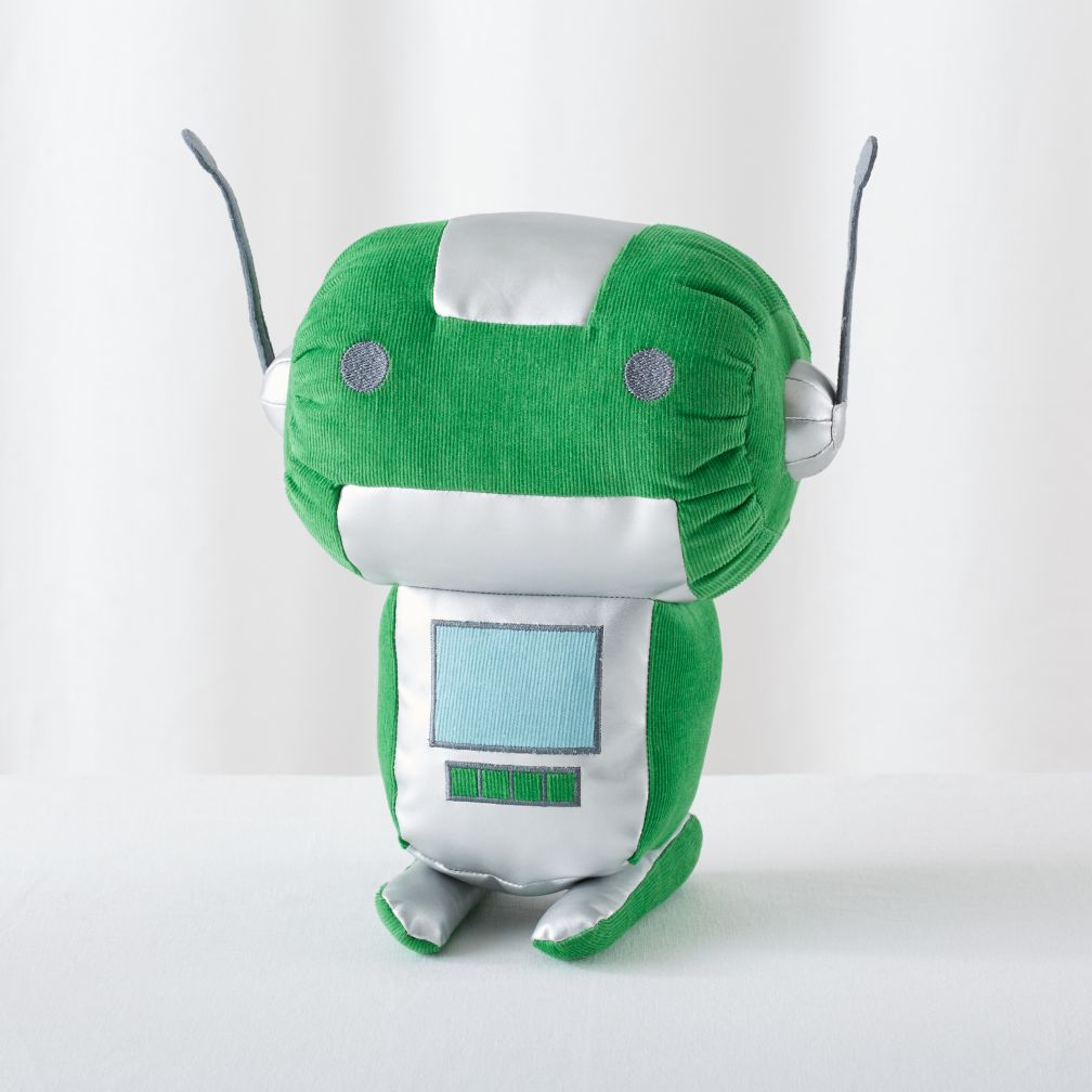 Plush-Bot (Green)