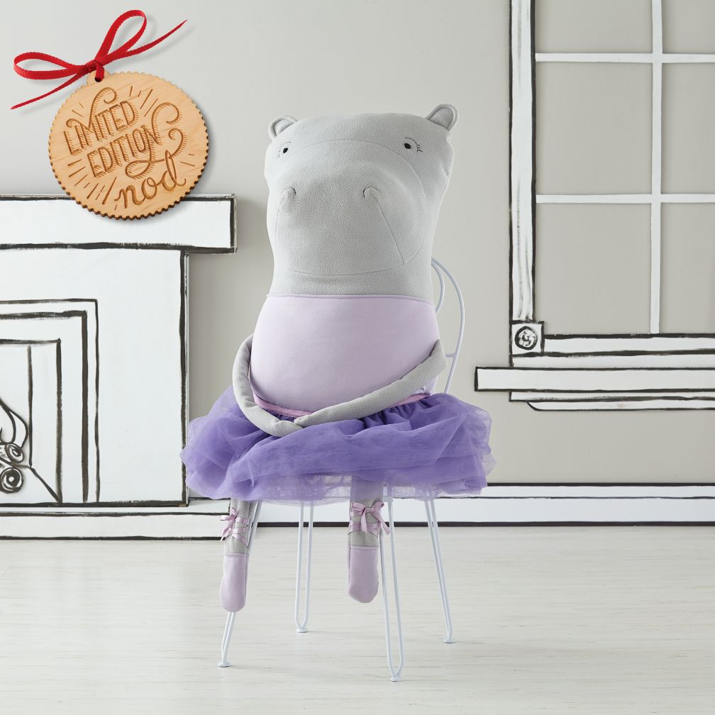 Sugar Plum Hippo (Ltd. Edition)