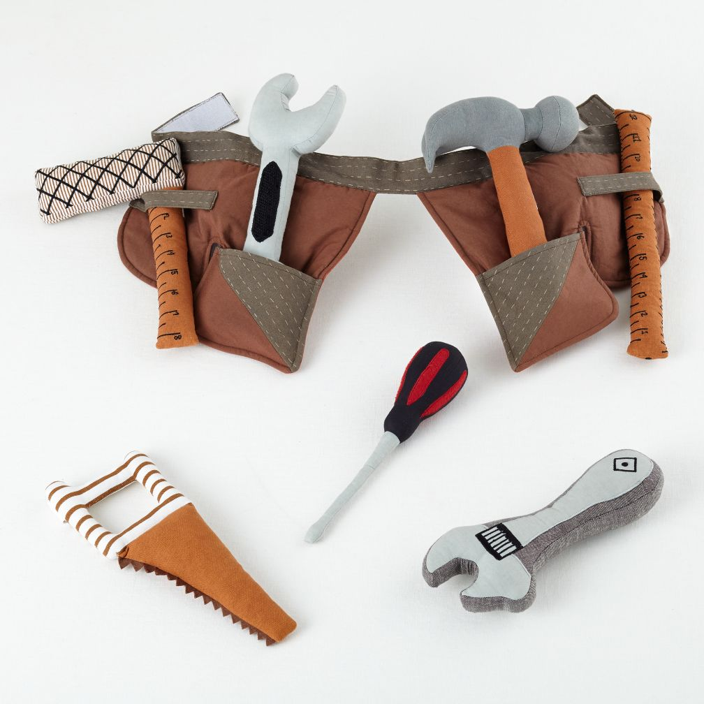 Plush Tools of the Trade