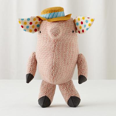 Wee Wonderfuls ™ Porkpie Pig