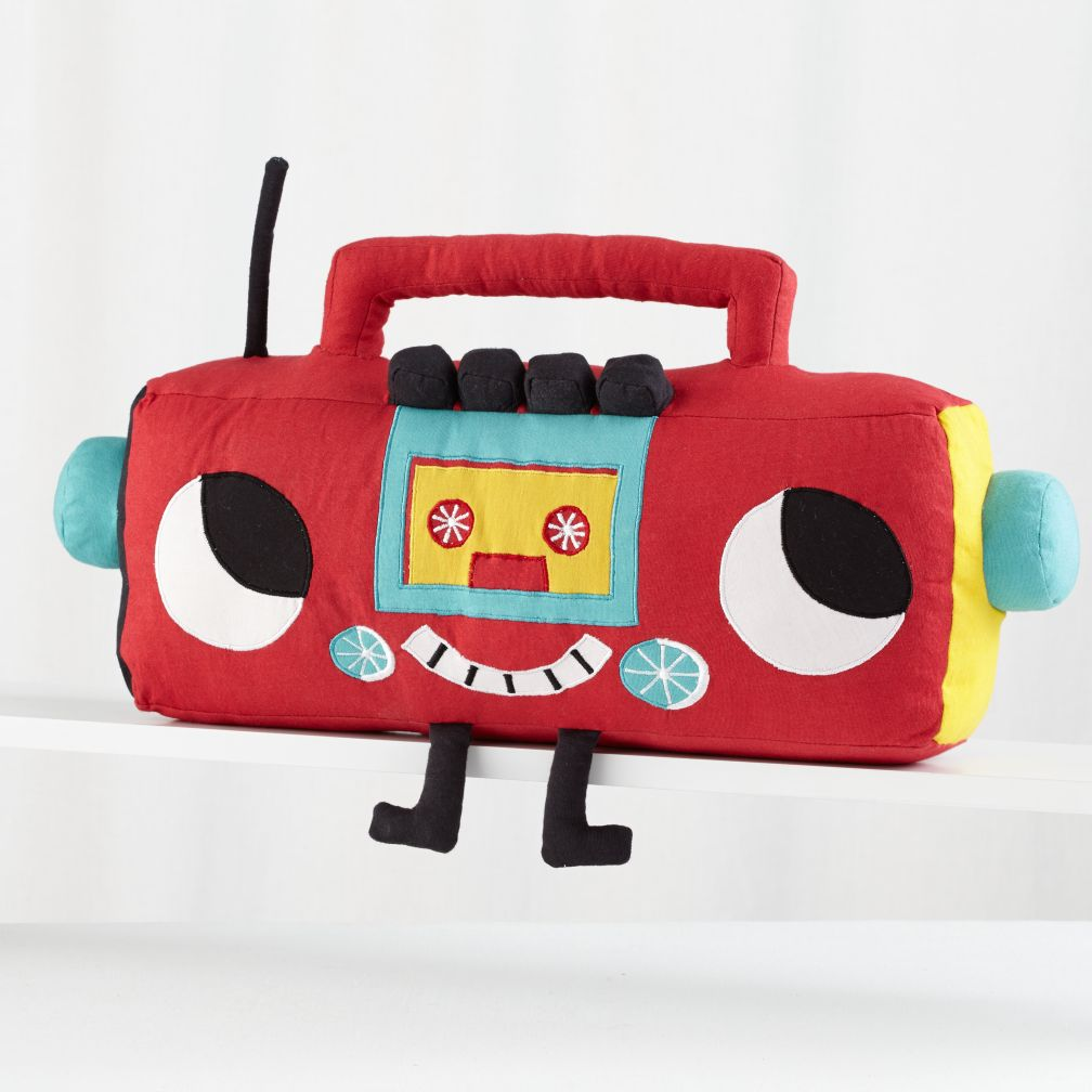 YesterGear Plush (Boom Box)