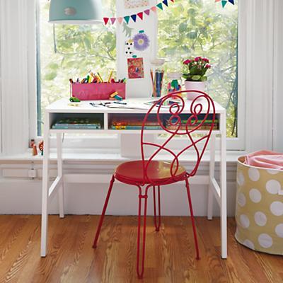 Looking Glass Desk Chair (Raspberry)