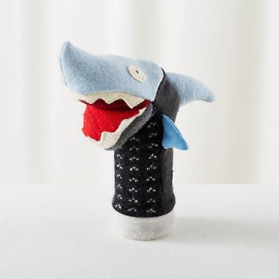 Pullover Hand Puppet (Shark)