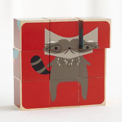 Artist Collective Color Blocks (Animal)