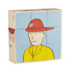 Artist Collective Firefighter Puzzle