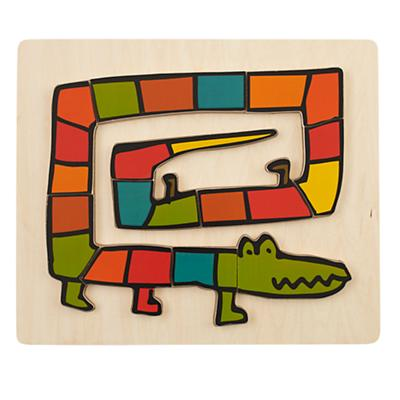 Curvy Croc Puzzle