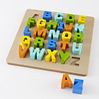 Letters Entertain You Alphabet Puzzle