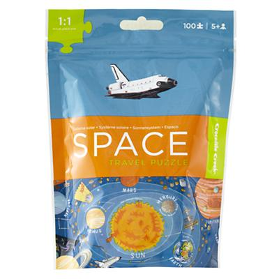 On the Go Travel Puzzle (Space)