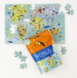 The World Is Your Travel Puzzle
