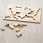 USA Wooden Tis of Thee Puzzle