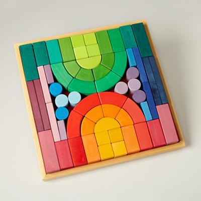 The Big Box of Colorful Blocks