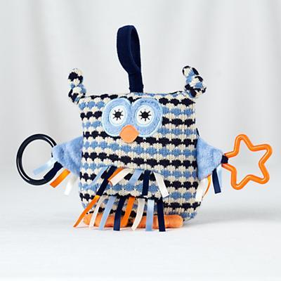 Hoot Owl (Blue)