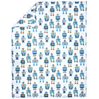 Full-Queen Robot Duvet Cover