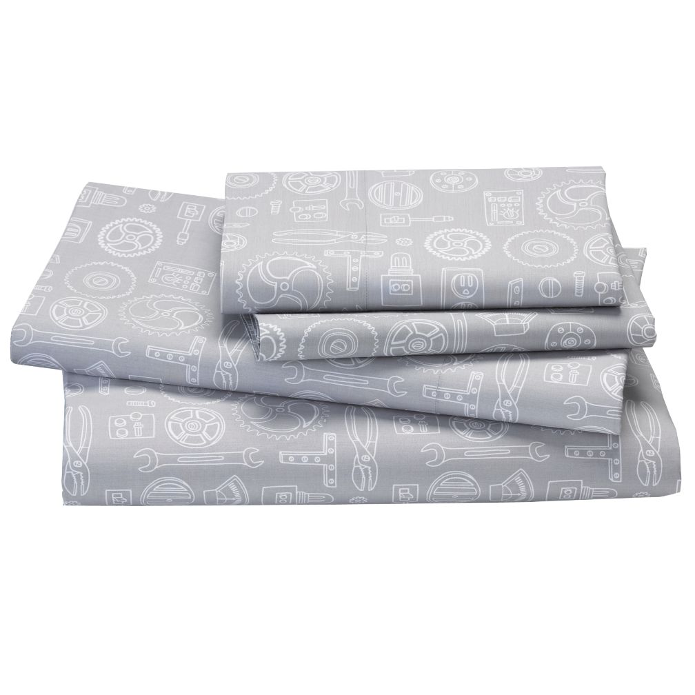 Gears Sheet Set