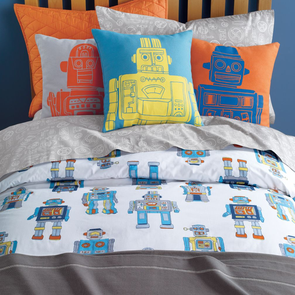 Robo-Bedding Duvet Cover