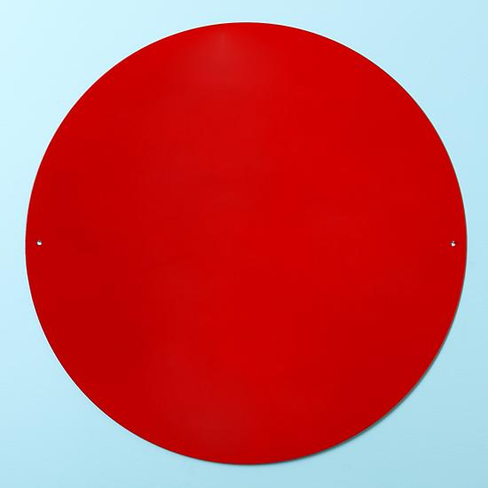 16 Quot Perfect Circle Magnet Board Red The Land Of Nod