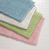 Rub-A-Dub Chenille Nub Bath Mat