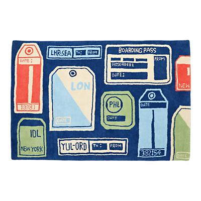 4 x 6' Come Fly With Me Rug
