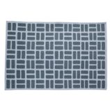 Brick by Brick Rug (Grey)