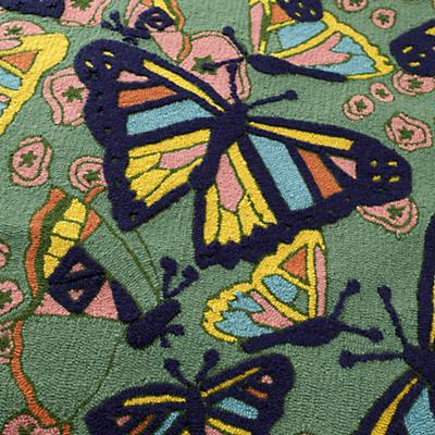 Flutter By Rug Swatch