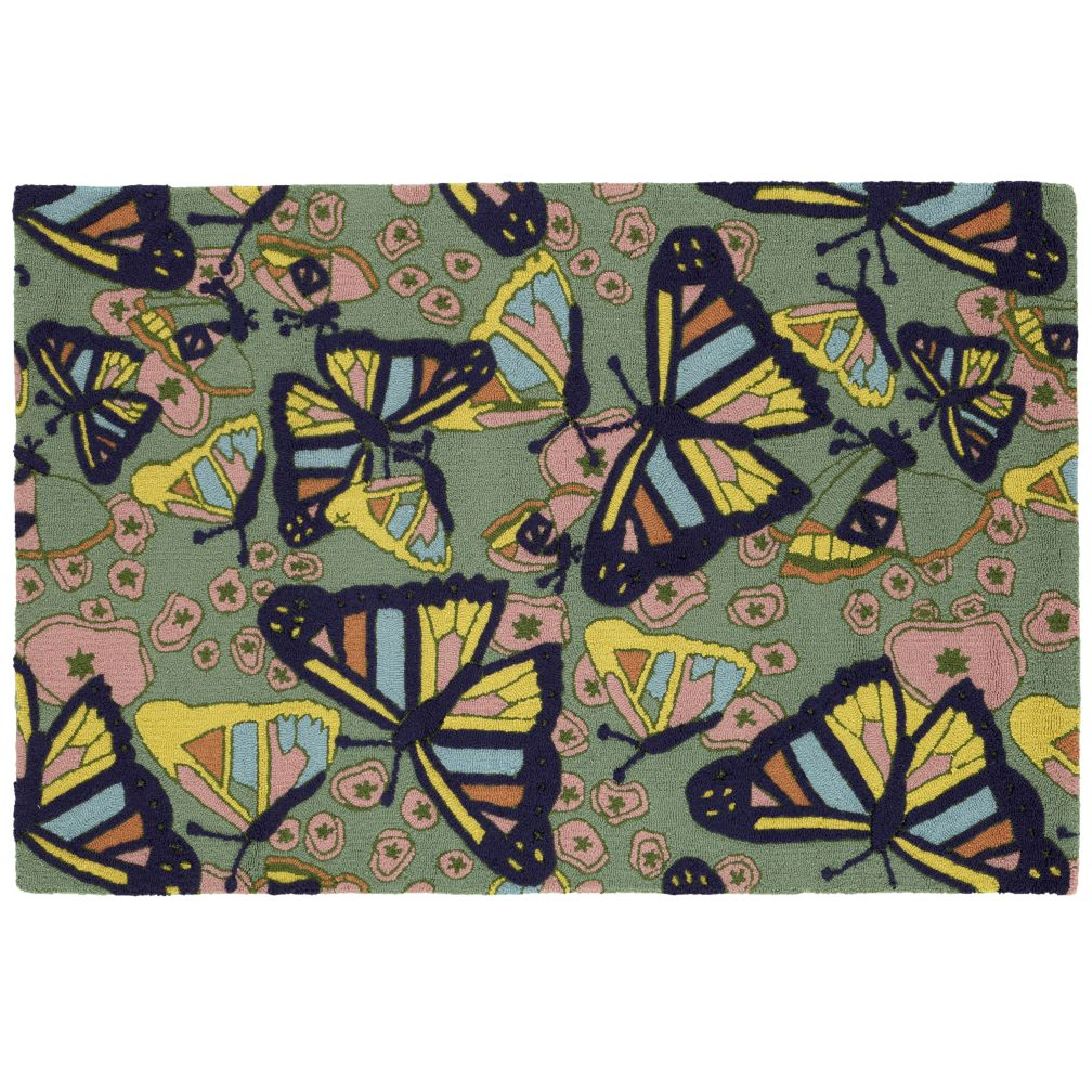 5 x 8&#39; Flutter By Rug