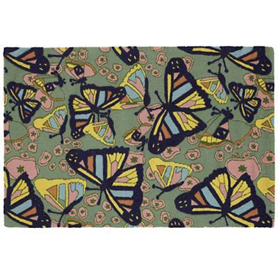 8 x 10'  Flutter By Rug