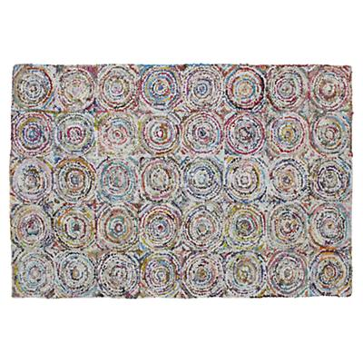 8  x 10' Color Whirl Rug