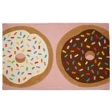 5 x 8' Donut Shop Rug