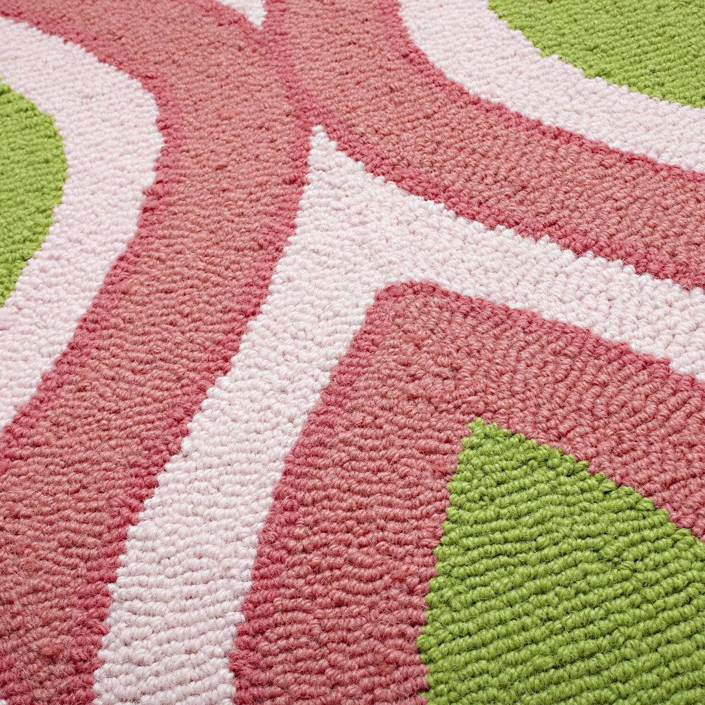 Lava Lamp Rug Swatch