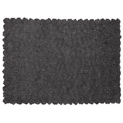 5 x 8' Rosy Chic Rug (Grey)