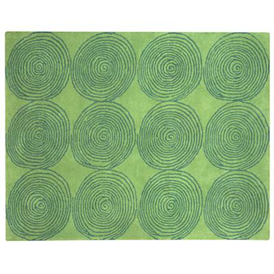 Honey Bun Rug (Green)