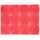 Swatch Pink Honey Bun Rug
