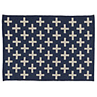 8 x 10' Blue Indoor Outdoor Rug