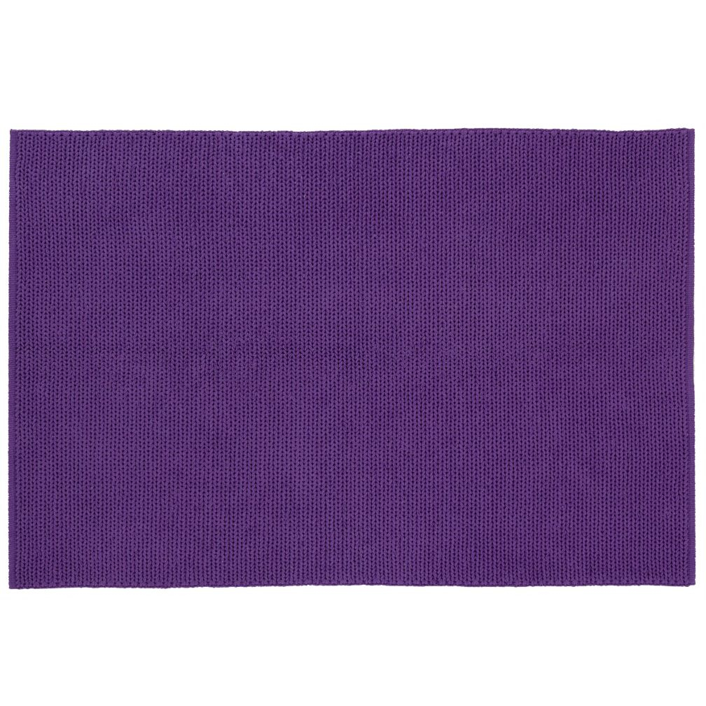 Sweater on the Floor Rug (Lavender)