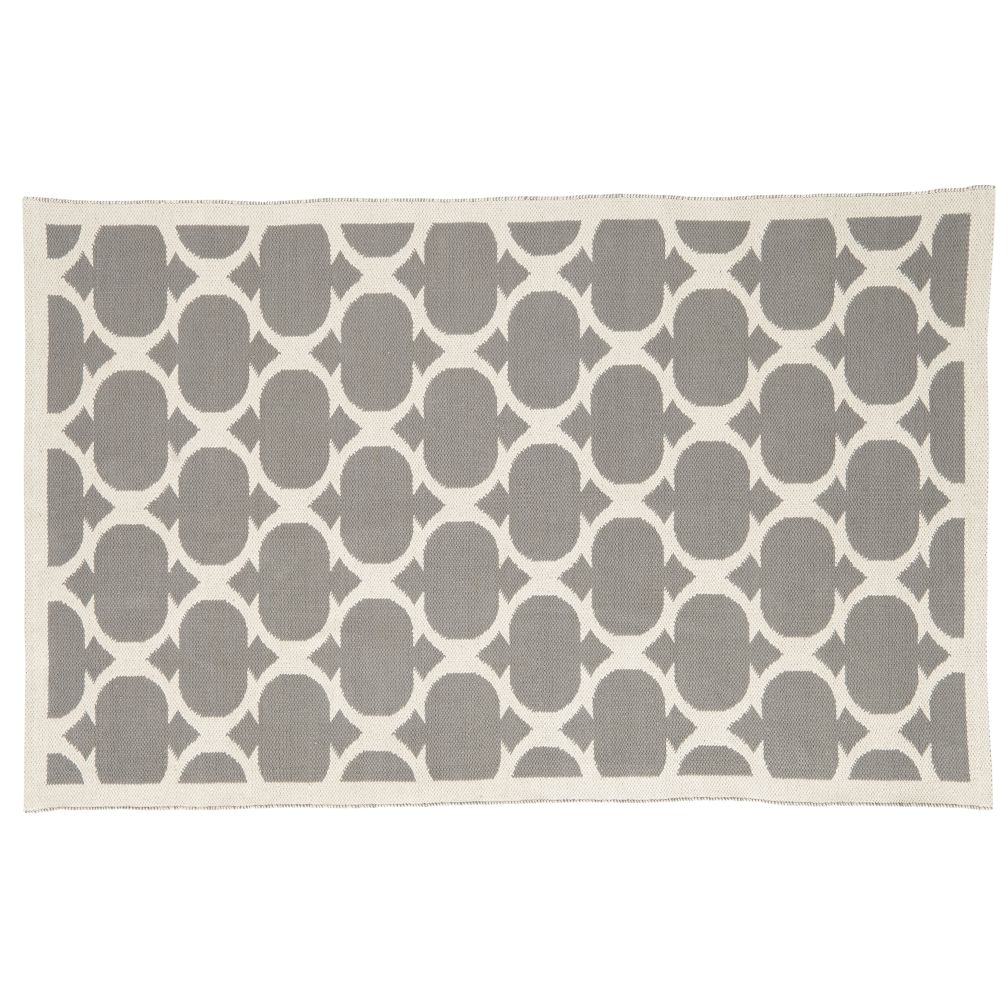 4 x 6' Magic Carpet Rug (Grey)