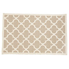 5 x 8'' Khaki Magic Carpet Rug