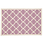 8 x 10' Lavender Magic Carpet Rug