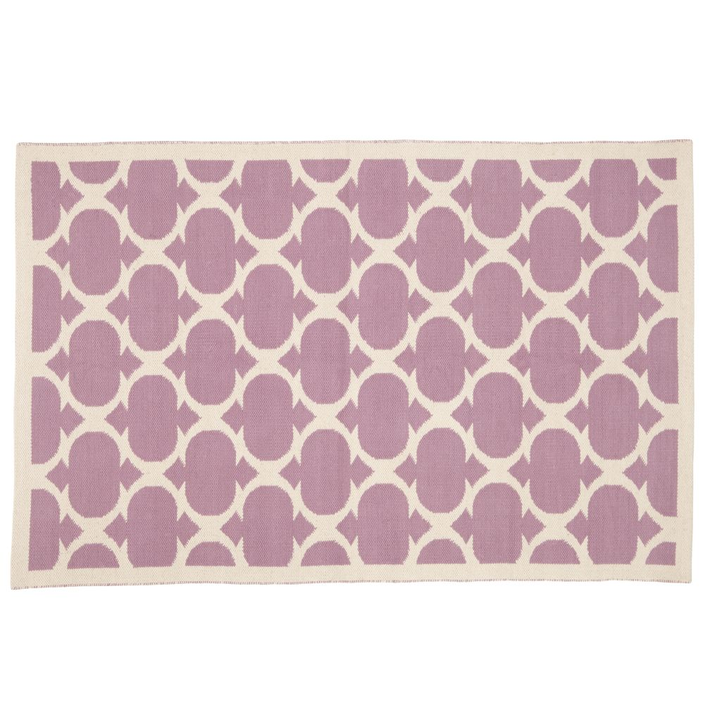 5 x 8' Magic Carpet Rug (Lavender)