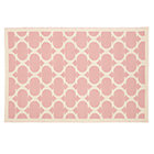 4 x '6 Pink Magic Carpet Rug
