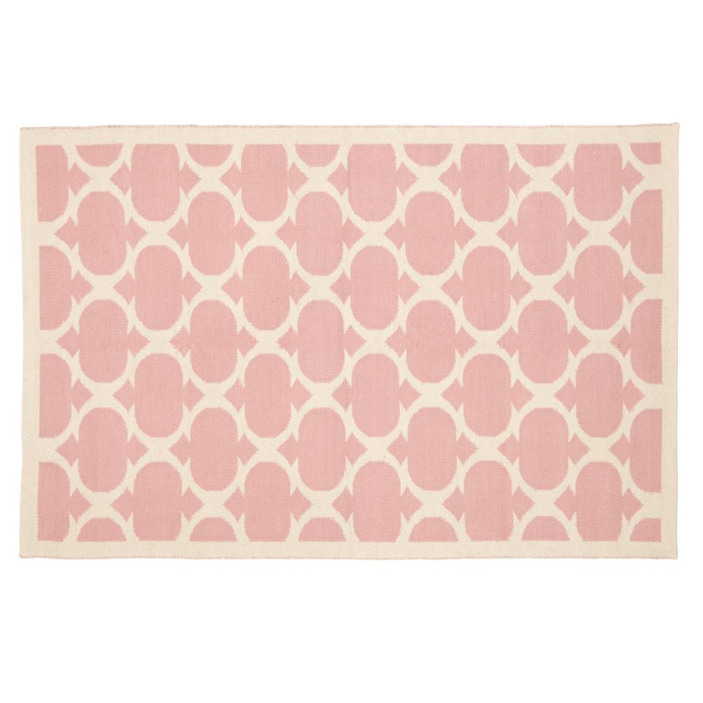 4 x 6&#39; Magic Carpet Rug (Pink)