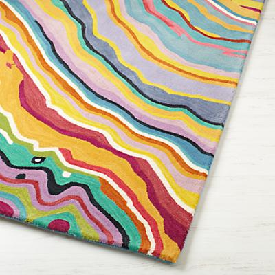 Tectonic Rug Swatch