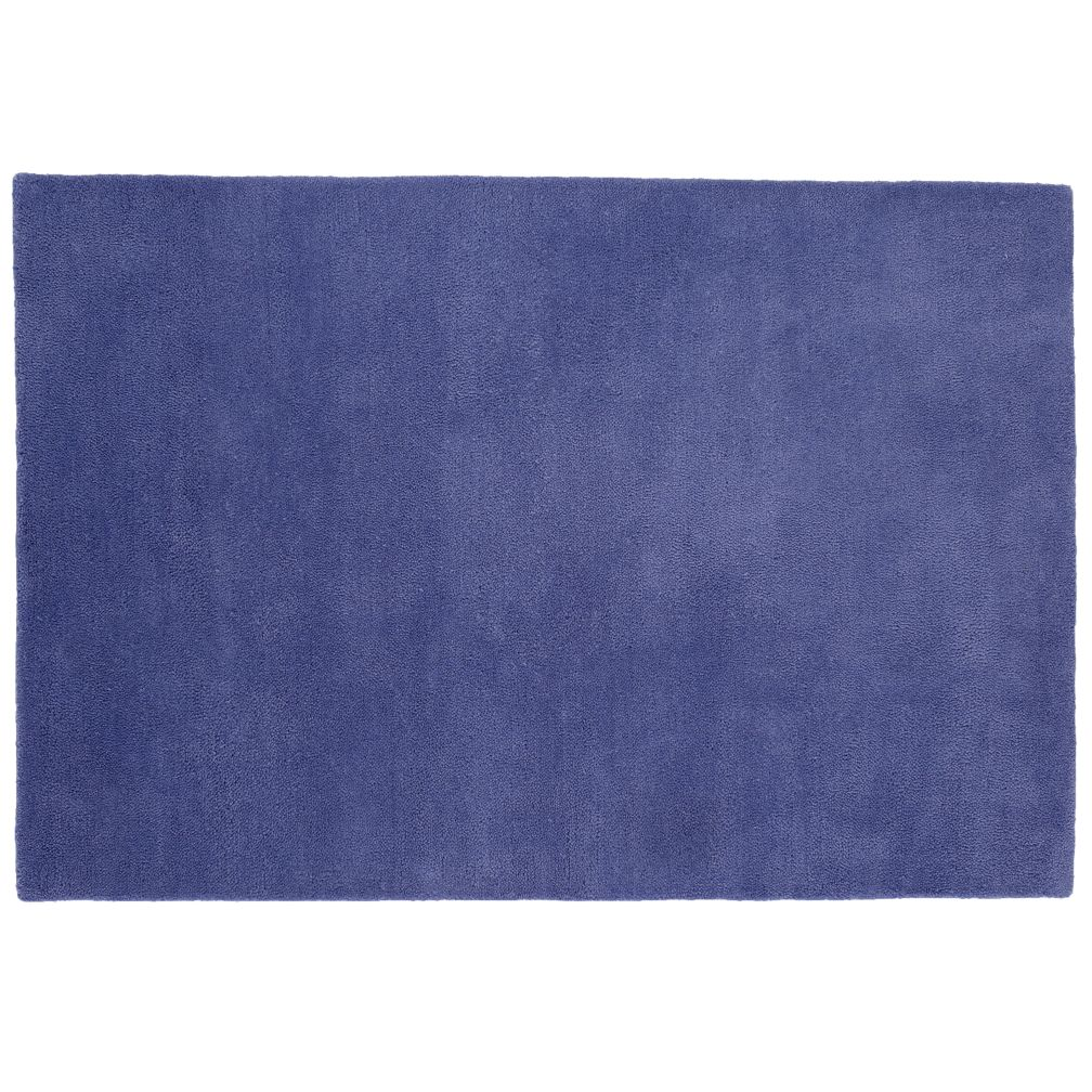 5 x 8&#39; Preppy Pastel Rug (Blue)