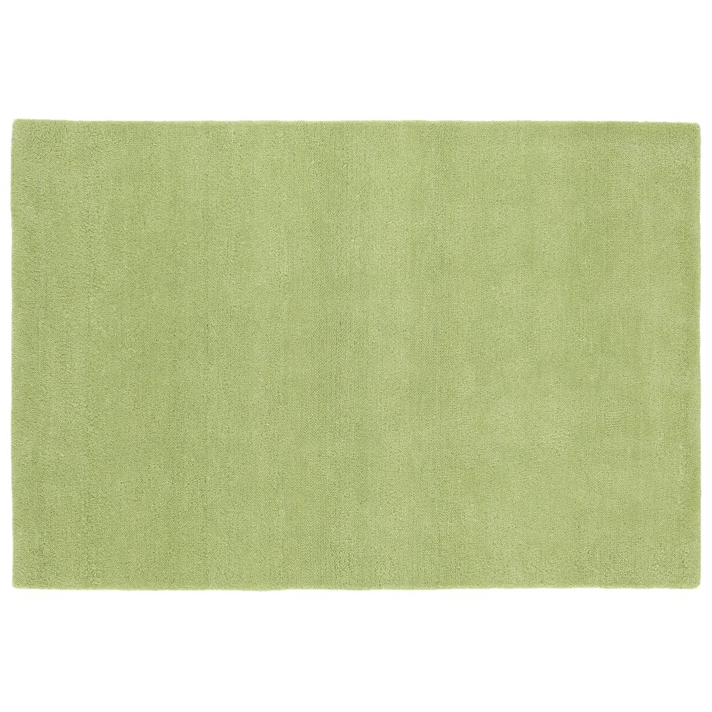 4 x 6&#39; Preppy Pastel Rug (Green)