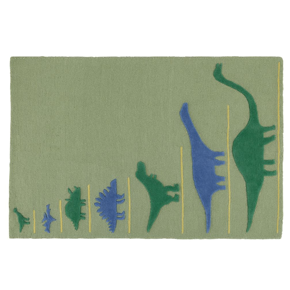 5 x 8' Prehistoric Proportions Rug