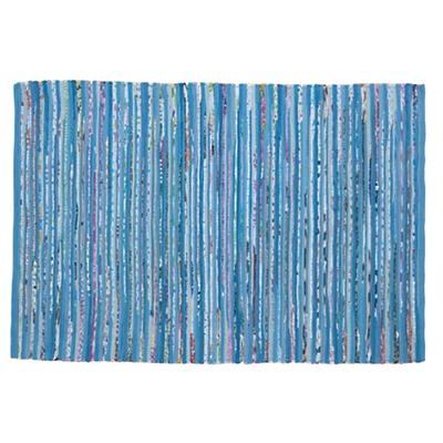 8 x 10' Color Inside the Lines Rug (Blue)